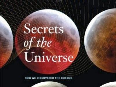 book cover: Secrets of the Universe