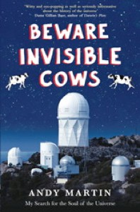 book cover: Beware Invisible Cows