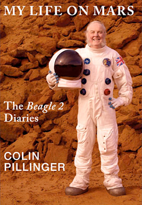 Book cover: My Life on Mars