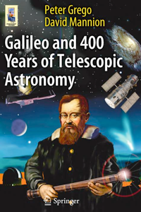 Book cover: Galileo and 400 years of Telescopic Astronomy