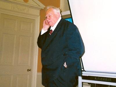 Sir Dr Patrick Moore