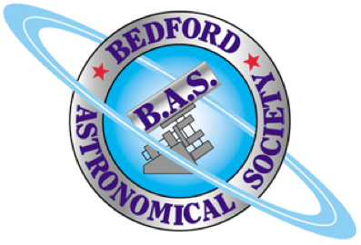 Bedford Astronomical Society logo