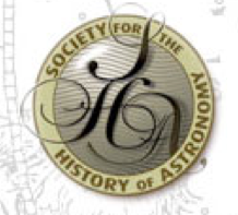 logo: Society for the History of Astronomy