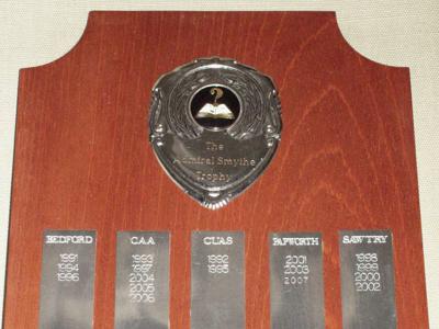 The Admiral Smythe Trophy